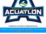 Resultados Acuatlón Bogotá 11 de junio de 2016