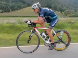 ALEXANDER OBANDO; Un triatleta orgullosamente bogotano