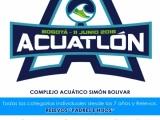 Acuatlón Bogotá 11 de junio 2016