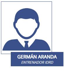 Comisión Ténica Germán Aranda