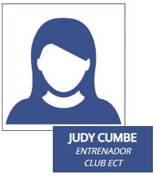 Comisión Ténica Judy Cumbe