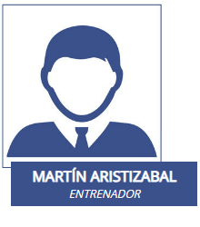 Comisión Ténica Martin Aristizabal